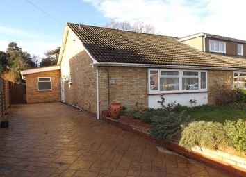 Thumbnail 3 bed bungalow to rent in Station Road, Foxton, Cambridge