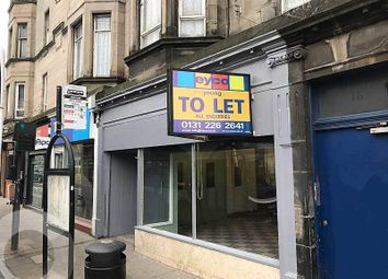 Thumbnail Retail premises to let in Whyte Place, Lower London Road, Edinburgh