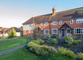 Thumbnail 3 bed end terrace house for sale in Tannery Yard, High Street, Whitwell, Hitchin