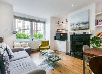 Thumbnail 1 bed flat for sale in Vera Road, Munster Village, Fulham, London