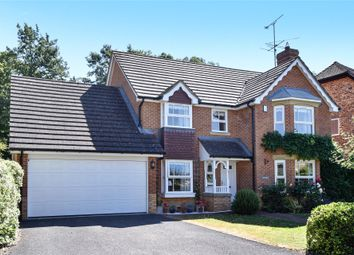 Thumbnail 4 bed detached house for sale in Kent Folly, Warfield, Berkshire
