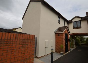 Thumbnail 2 bed semi-detached house for sale in Templers Road, Newton Abbot, Devon.