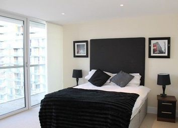 Thumbnail 2 bed flat to rent in Cobalt Point, 38 Millharbour, London