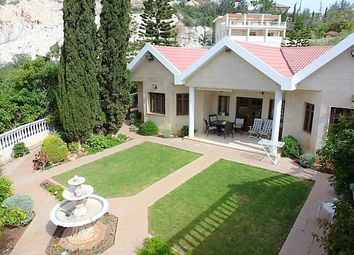 Thumbnail 4 bed detached bungalow for sale in Agios Tychonos, Agios Tychon, Limassol, Cyprus