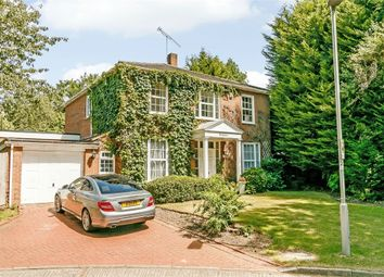 Thumbnail 4 bed detached house for sale in Coombe House Chase, New Malden, Surrey