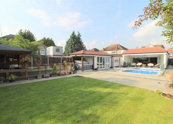 Thumbnail 5 bed detached house for sale in Feltham Road, Ashford, Surrey