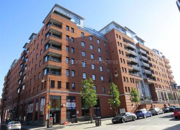 1 bed flat to rent in The Quadrangle, Lower Ormond Street, Southern Gateway M1
