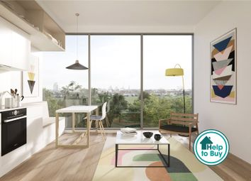 Thumbnail 1 bed flat for sale in Apt Gunnersbury Park, Great West Road, Brentford
