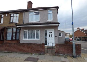 Thumbnail 3 bed end terrace house for sale in Park Lane, Hornchurch