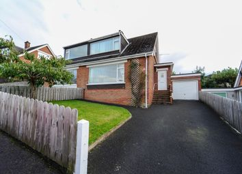 Thumbnail 3 bed semi-detached house for sale in Casaeldona Park, Belfast