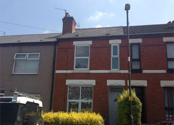 Thumbnail 4 bedroom terraced house to rent in Sir Thomas Whites Road, Earlsdon, Coventry, West Midlands