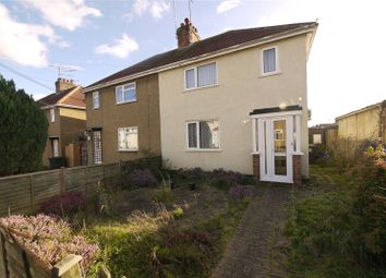 Thumbnail 2 bed semi-detached house for sale in Glebe Road, Ongar, Essex