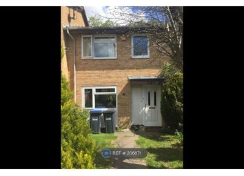 Thumbnail 3 bed terraced house to rent in Buckingham Drive, East Grinstead