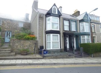 Thumbnail 3 bed end terrace house for sale in Stryd Y Ffynnon, Nefyn, Pwllheli