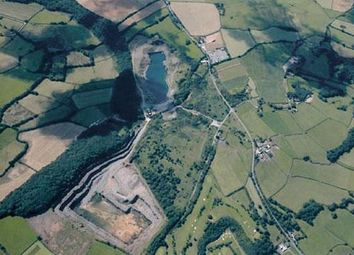 Thumbnail Land for sale in St. Mary Hill, Bridgend