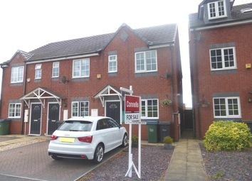 Thumbnail 2 bed end terrace house for sale in Sydney Road, Cradley Heath