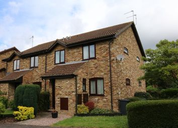 Thumbnail 2 bed terraced house to rent in Sorrells Close, Chineham, Basingstoke