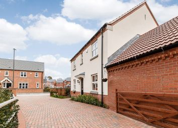 Thumbnail 4 bed detached house for sale in Thurgaton Way, Alfreton