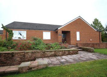Thumbnail 3 bedroom detached bungalow for sale in Nea Alhandi, Longtown Road, Brampton, Cumbria
