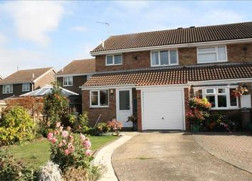 Thumbnail 3 bed property to rent in Finchdale Close, South Wootton, King's Lynn