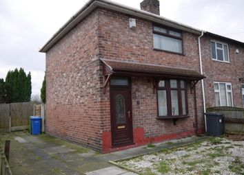 Thumbnail 2 bed semi-detached house to rent in Southworth Avenue, Warrington