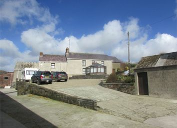 Thumbnail 3 bed detached house for sale in Esgerddeugoed, Cwmfelin Mynach, Whitland, Carmarthenshire