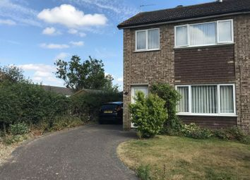 Thumbnail 3 bed semi-detached house to rent in St. Margarets Close, Lincoln
