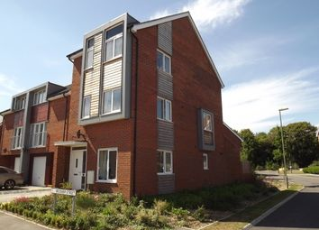 Thumbnail 3 bed link-detached house to rent in The Street, Old Basing, Basingstoke