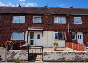 Thumbnail 3 bed terraced house for sale in Sarahs Croft, Bootle
