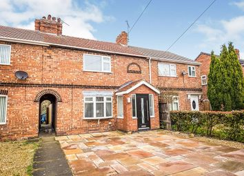 Thumbnail 3 bed terraced house for sale in Salisbury Avenue, Saltney, Chester