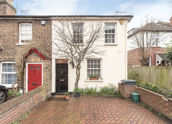 Thumbnail 2 bed terraced house for sale in Pages Lane, London