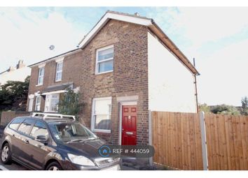 Thumbnail 1 bed semi-detached house to rent in Perry Street, Maidstone