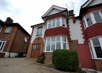 Thumbnail 5 bedroom semi-detached house to rent in Singleton Scarp, Woodside Park, London