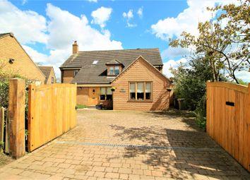 Thumbnail 4 bedroom detached house for sale in Bottom Lane, Bisbrooke, Oakham