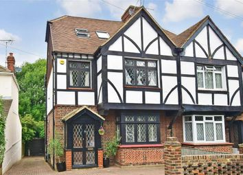 Thumbnail 5 bed semi-detached house for sale in Third Avenue, Gillingham, Kent