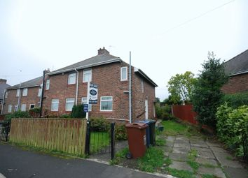 Thumbnail 2 bed semi-detached house for sale in Kenton Crescent, Kenton, Newcastle Upon Tyne