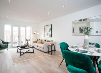 Thumbnail 1 bed flat for sale in Field End Road, Pinner