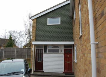 Thumbnail 1 bed maisonette to rent in Brache Court, Seymour Road, Luton