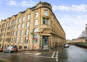 Thumbnail 2 bed flat for sale in Grattan Road, Bradford