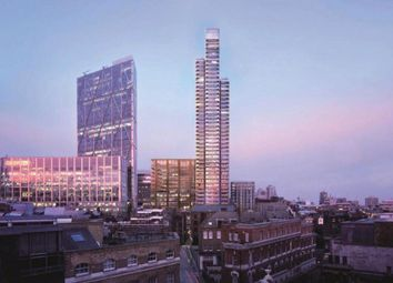 Thumbnail 3 bed flat for sale in Principal Tower, Shoreditch, London
