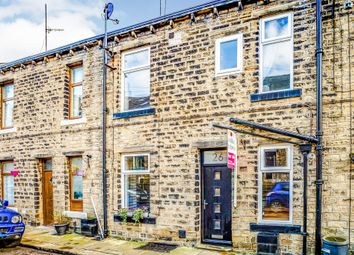 Thumbnail 2 bed terraced house for sale in Hollin Street, Triangle, Sowerby Bridge