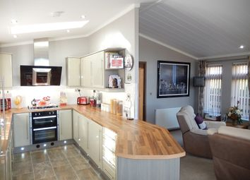Thumbnail 2 bed lodge for sale in Barholm Road, Tallington, Stamford