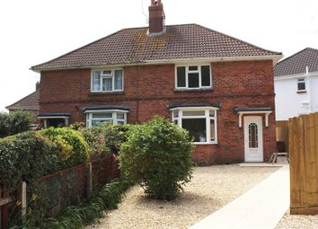 Thumbnail 2 bed semi-detached house for sale in Hamilton Road, Hamworthy, Poole