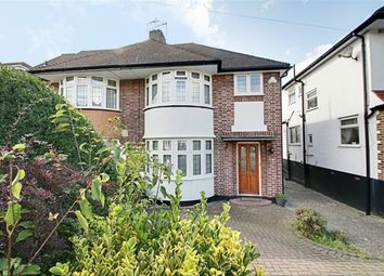 Thumbnail 3 bedroom semi-detached house to rent in Knoll Drive, Southgate