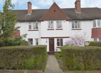 Thumbnail 4 bed property for sale in Sutcliffe Close, Hampstead Garden Suburb, London