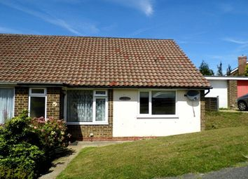Thumbnail 2 bed bungalow to rent in Highcroft Crescent, Heathfield