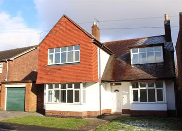 Thumbnail 4 bed detached house for sale in Gladstone Street, Lutterworth
