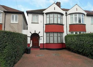 Thumbnail 3 bed semi-detached house to rent in Byrne Road, Balham