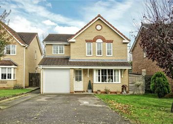 Thumbnail 4 bed detached house for sale in Littlecotes Close, Spaldwick, Huntingdon