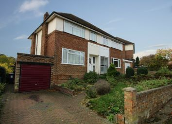 3 bed semi-detached house for sale in Haselfoot, Letchworth Garden City, Herefordshire SG6